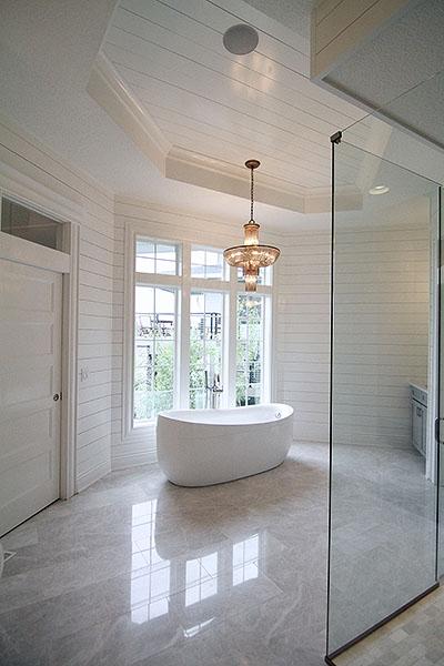 Relaxing Bathrooms