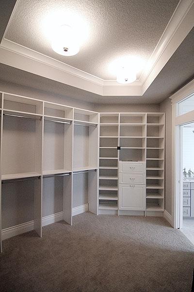 Halls and Closets
