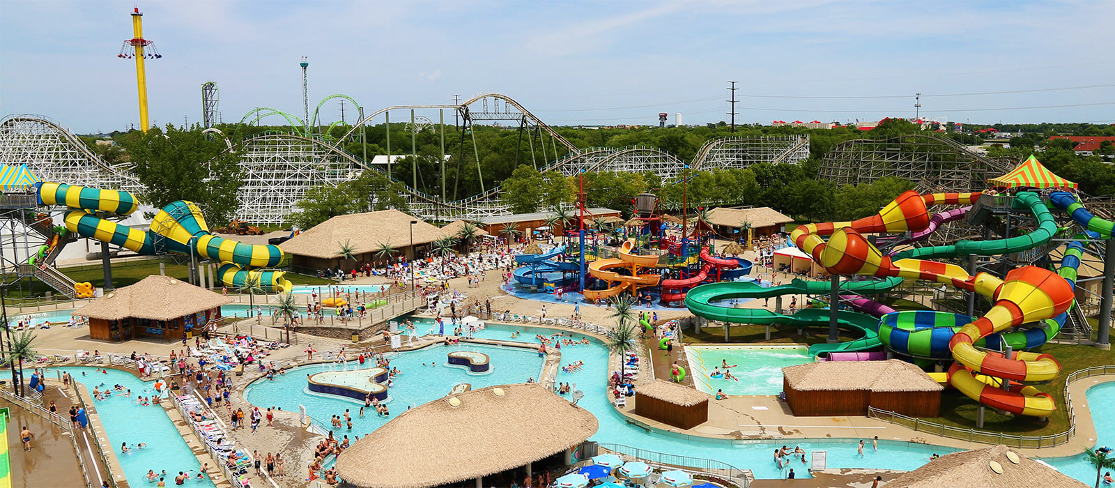 Adventureland - Des Moines, Iowa