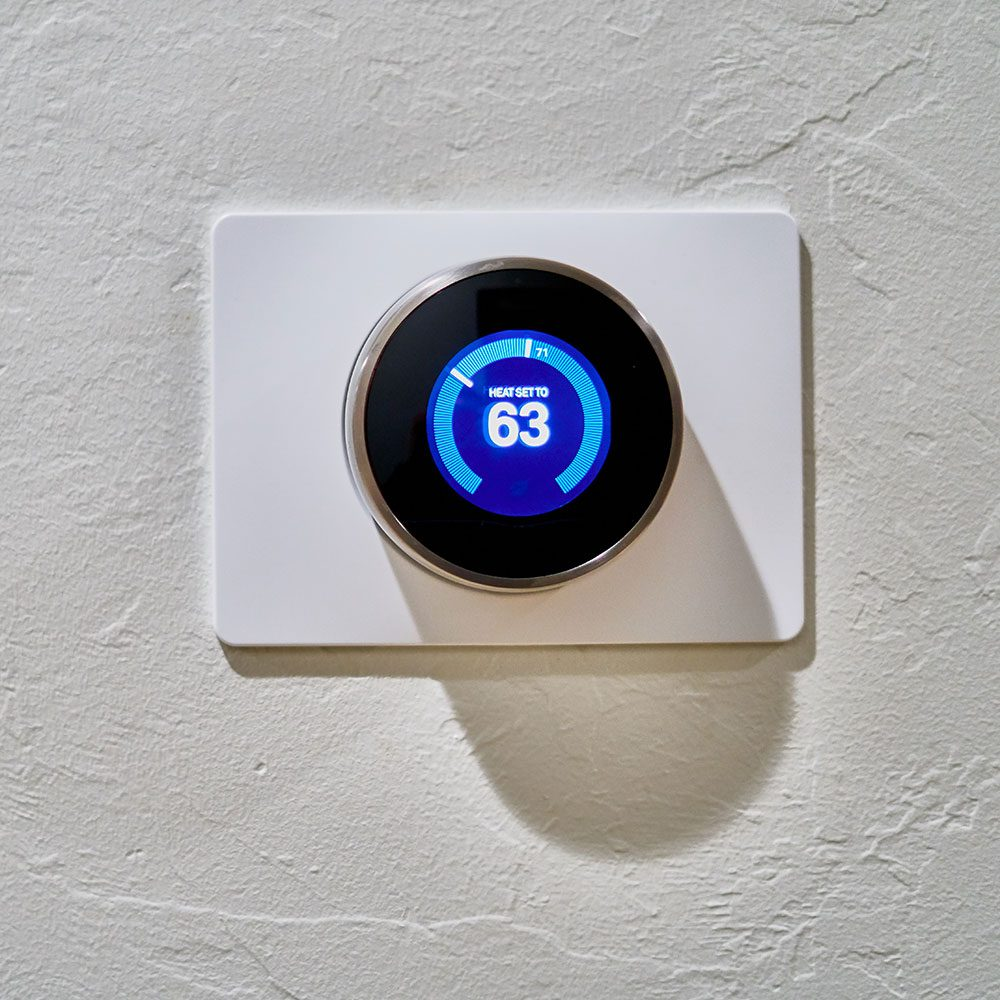 Energy Efficient Thermostat