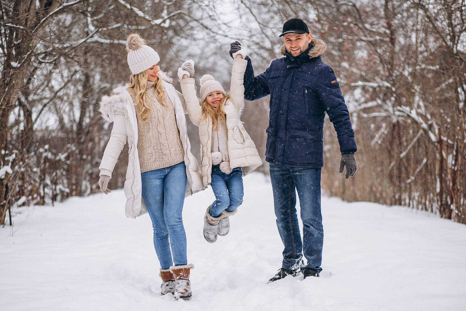 Blog - Top 5 Things to Do In Your New Home In Winter in Iowa - Walk