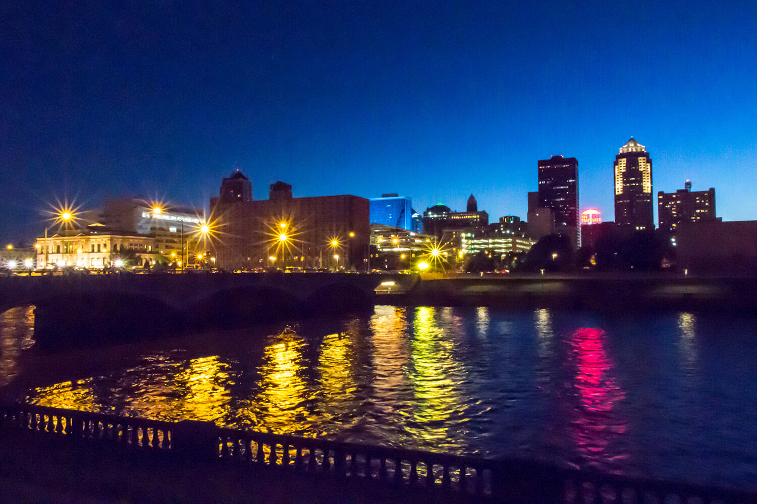Des Moines, Iowa Skyline - Why Des Moines is a Great Place to Live