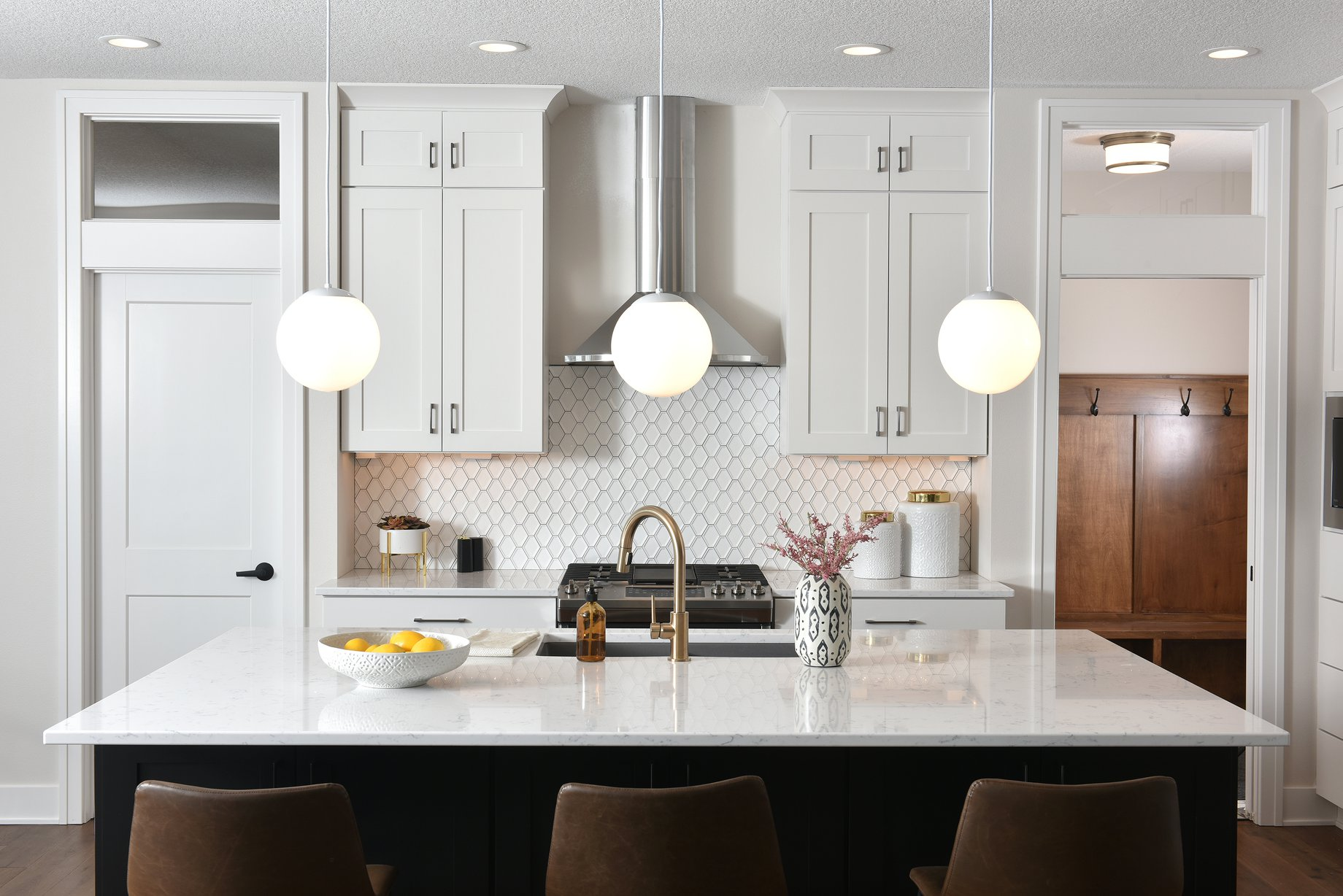 Custom Kitchen Designs by Neighborhood Builders
